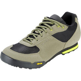 Giro Rumble VR Schoenen Heren, mil spec olive/black